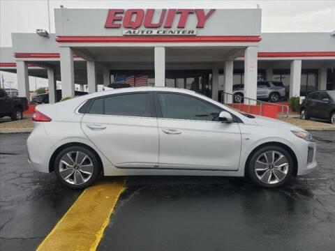 2019 Hyundai Ioniq Hybrid for sale at EQUITY AUTO CENTER in Phoenix AZ