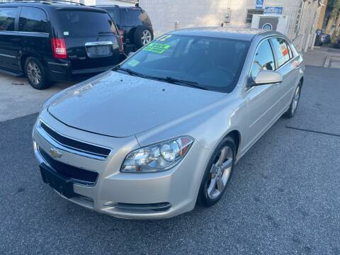 2012 Chevrolet Malibu for sale at Quincy Shore Automotive in Quincy MA