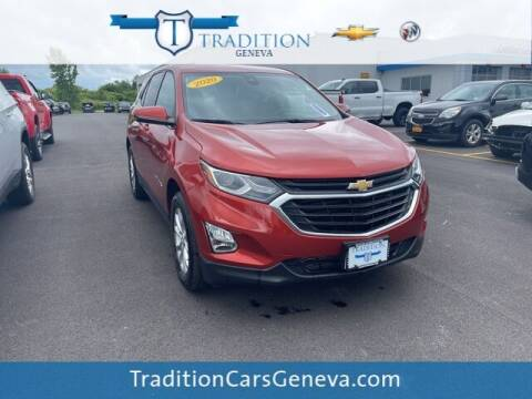 2020 Chevrolet Equinox for sale at Tradition Chevrolet Buick in Geneva NY