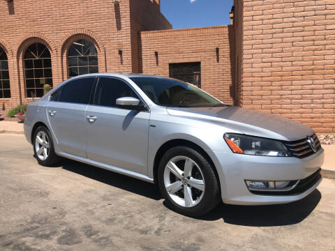 2015 Volkswagen Passat for sale at Freedom  Automotive in Sierra Vista AZ