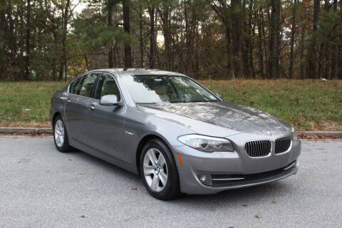 2011 BMW 5 Series for sale at El Patron Trucks in Norcross GA