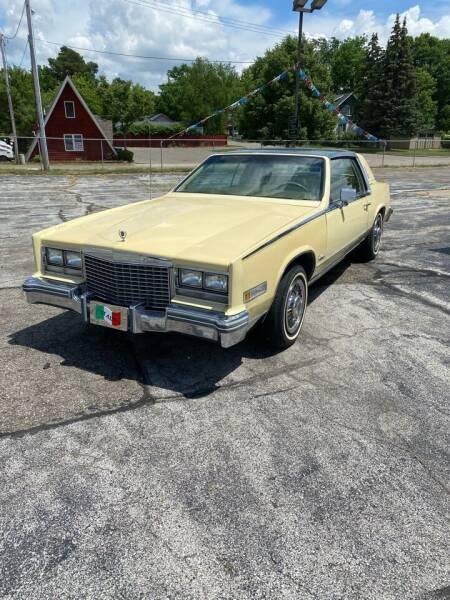 1979 Cadillac Eldorado Biarritz for sale at SVS Motors in Mount Morris MI