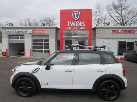 2011 MINI Cooper Countryman for sale at Twins Auto Sales Inc in Detroit MI