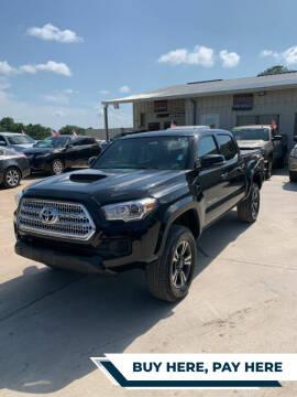 2016 Toyota Tacoma for sale at GRG Auto Plex in Houston TX