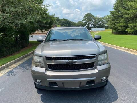 2009 Chevrolet Tahoe for sale at Two Brothers Auto Sales in Loganville GA
