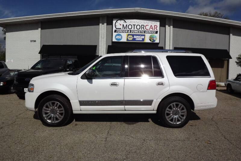 2011 Lincoln Navigator for sale at Grand Rapids Motorcar in Grand Rapids MI