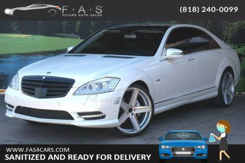 2012 Mercedes-Benz S-Class for sale at Best Car Buy in Glendale CA