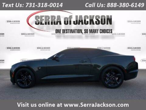 2020 Chevrolet Camaro for sale at Serra Of Jackson in Jackson TN