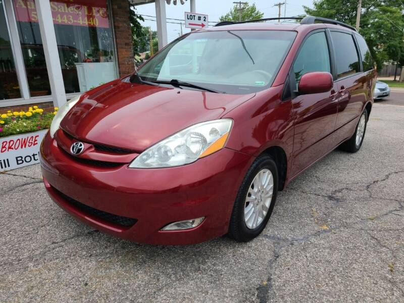 2010 Toyota Sienna for sale at AA Auto Sales LLC in Columbia MO