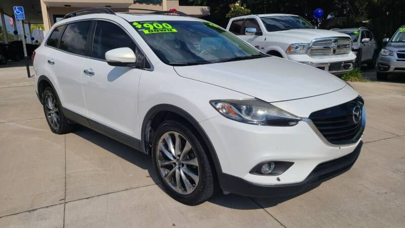 2015 Mazda CX-9 for sale at Dunn-Rite Auto Group in Longwood FL
