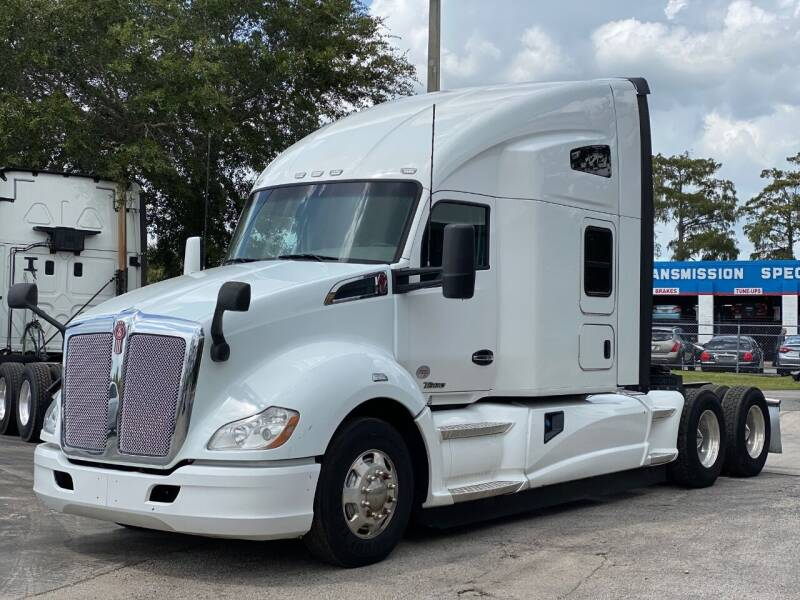 2018 Kenworth T680 for sale at The Auto Market Sales & Services Inc. in Orlando FL