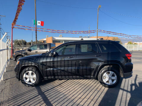 2013 Jeep Grand Cherokee for sale at Robert B Gibson Auto Sales INC in Albuquerque NM