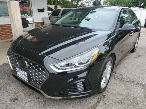 2018 Hyundai Sonata for sale at New Wheels in Glendale Heights IL