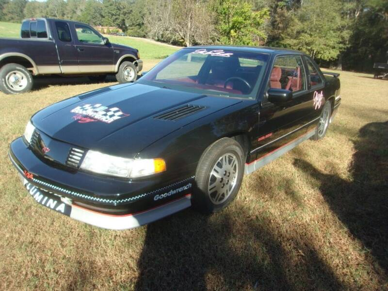 1991 Chevrolet Lumina for sale at Classic Cars of South Carolina in Gray Court SC