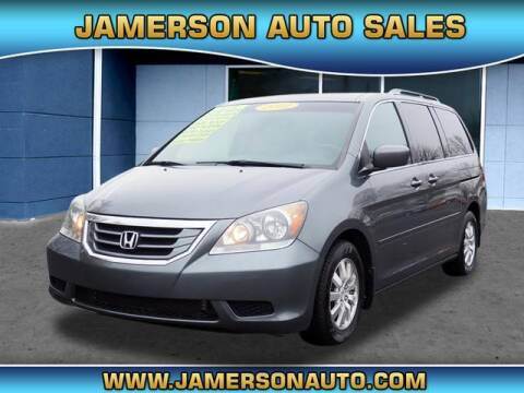 2010 Honda Odyssey for sale at Jamerson Auto Sales in Anderson IN