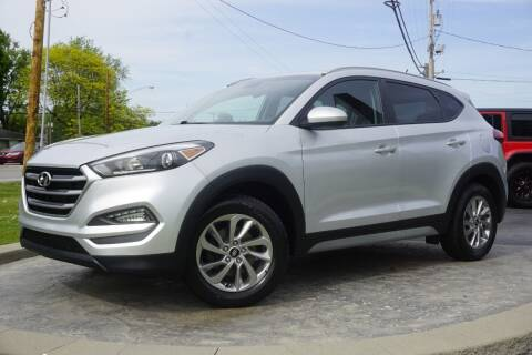 2017 Hyundai Tucson for sale at Platinum Motors LLC in Heath OH
