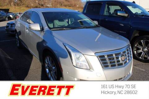 2015 Cadillac XTS for sale at Everett Chevrolet Buick GMC in Hickory NC