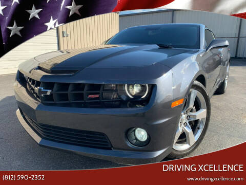 2011 Chevrolet Camaro for sale at Driving Xcellence in Jeffersonville IN