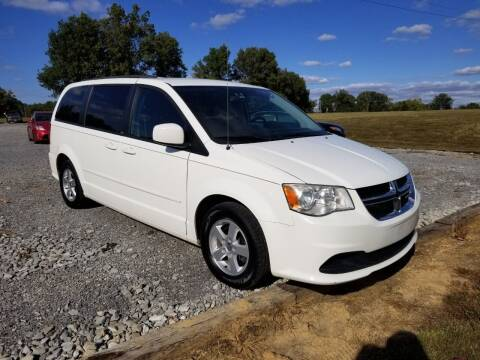 2012 Dodge Grand Caravan for sale at Ridgeway's Auto Sales - Buy Here Pay Here in West Frankfort IL