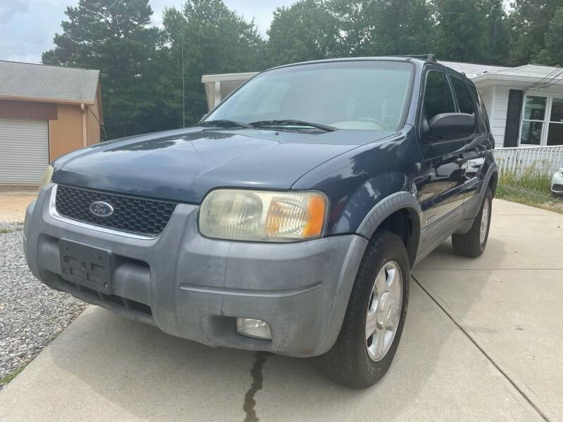 2001 Ford Escape for sale at Efficiency Auto Buyers in Milton GA