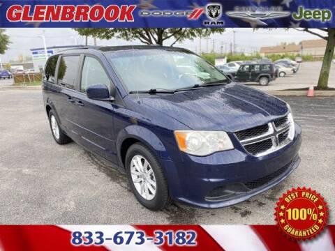2013 Dodge Grand Caravan for sale at Glenbrook Dodge Chrysler Jeep Ram and Fiat in Fort Wayne IN