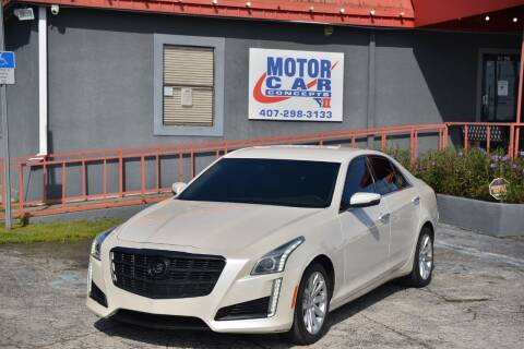 2014 Cadillac CTS for sale at Motor Car Concepts II - Kirkman Location in Orlando FL