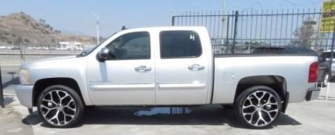 2011 Chevrolet Silverado 1500 for sale at Luxor Motors Inc in Pacoima CA