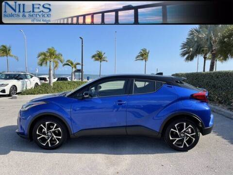 2020 Toyota C-HR for sale at Niles Sales and Service in Key West FL