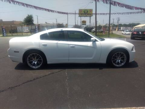 2011 Dodge Charger for sale at Kenny's Auto Sales Inc. in Lowell NC