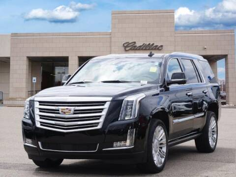 2018 Cadillac Escalade for sale at Suburban Chevrolet of Ann Arbor in Ann Arbor MI