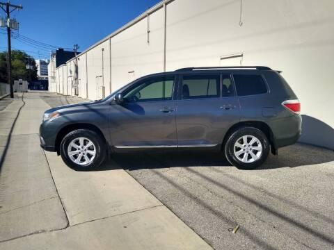 2012 Toyota Highlander for sale at 57 Auto Sales in San Antonio TX
