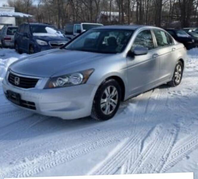 2010 Honda Accord for sale at Whiting Motors in Plainville CT