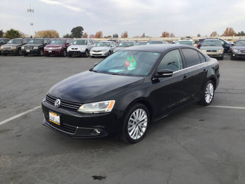 2013 Volkswagen Jetta for sale at My Three Sons Auto Sales in Sacramento CA