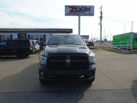 2013 RAM Ram Pickup 1500 for sale at Zoom Auto Sales in Oklahoma City OK