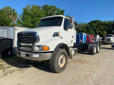 2008 Sterling Acterra for sale at DEBARY TRUCK SALES in Sanford FL