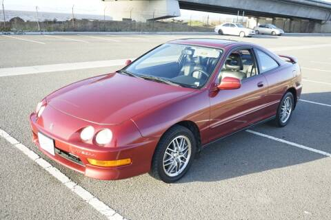 1998 Acura Integra for sale at Sports Plus Motor Group LLC in Sunnyvale CA