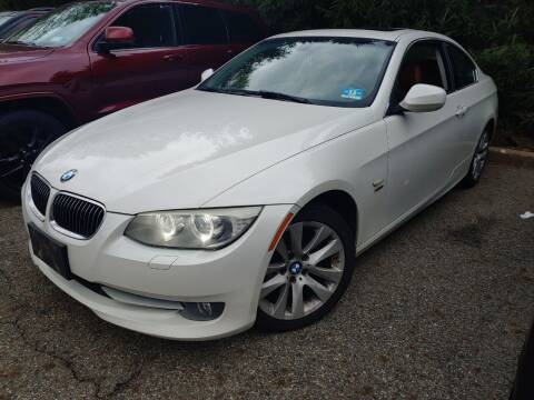 2012 BMW 3 Series for sale at CRS 1 LLC in Lakewood NJ