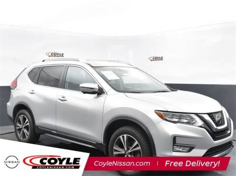 2017 Nissan Rogue for sale at COYLE GM - COYLE NISSAN - Coyle Nissan in Clarksville IN