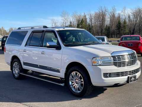 2011 Lincoln Navigator L for sale at LUXURY IMPORTS in Hermantown MN