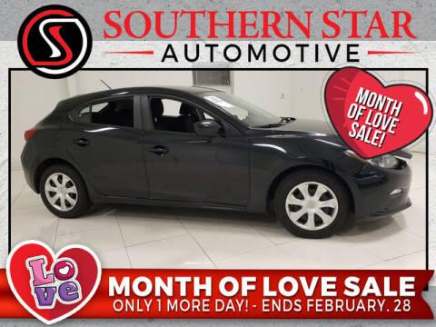 2016 Mazda MAZDA3 for sale at Southern Star Automotive, Inc. in Duluth GA