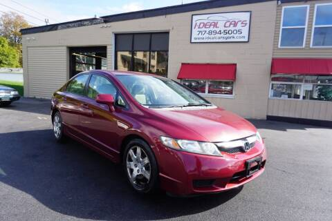 2009 Honda Civic for sale at I-Deal Cars LLC in York PA