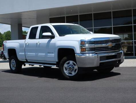 2017 Chevrolet Silverado 2500HD for sale at HAYES CHEVROLET Buick GMC Cadillac Inc in Alto GA