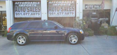 2005 Dodge Magnum for sale at Affordable Imports Auto Sales in Murrieta CA