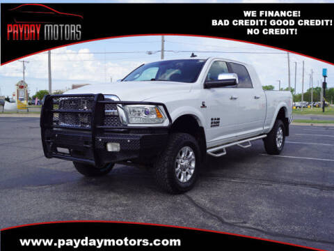 2016 RAM Ram Pickup 2500 for sale at Payday Motors in Wichita And Topeka KS