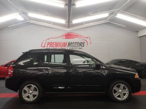2009 Jeep Compass for sale at Premium Motors in Villa Park IL
