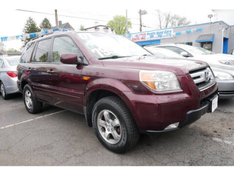2007 Honda Pilot for sale at M & R Auto Sales INC. in North Plainfield NJ