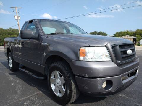 2007 Ford F-150 for sale at Thornhill Motor Company in Lake Worth TX