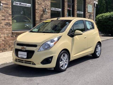 2015 Chevrolet Spark for sale at The King of Credit in Clifton Park NY