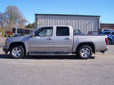 2009 Chevrolet Colorado for sale at Darin Grooms Auto Sales in Lincolnton NC
