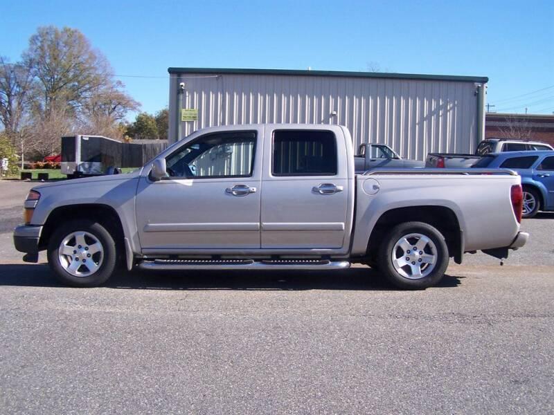 2009 Chevrolet Colorado for sale at Darin Grooms Auto Sales in Lincolnton NC